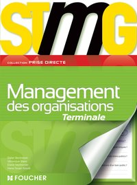 Management des organisations - Terminale STMG