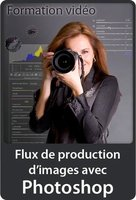 Flux de production d'images avec Photoshop - Fiche en doublon
