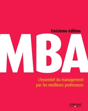 Collectif Eyrolles- MBA