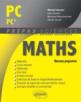 Maths PC, PC*