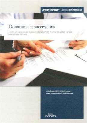 Donations et successions