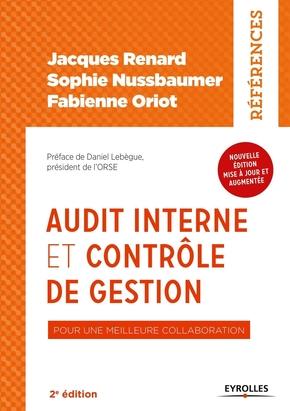 J.Renard, S.Nussbaumer, F.Oriot- Audit interne et contrôle de gestion