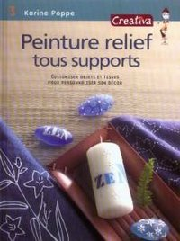 Peinture relief tous supports