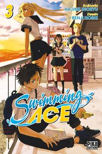 Swimming ace - Tome 3