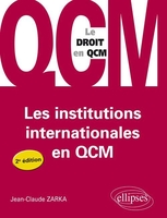 Les institutions internationales en QCM