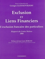 Exclusion et liens financiers