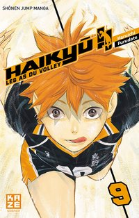 Haikyu !! - Les as du volley - Tome 9