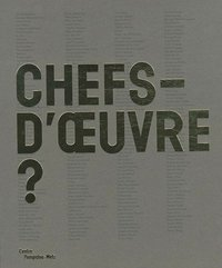 Chefs d'oeuvre ?
