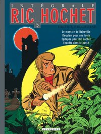 Intégrale ric hochet - Tome 5 - intégrale ric hochet 5