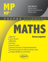 Maths - MP/MP*