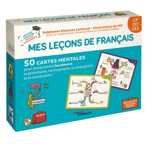 S.Eleaume-Lachaud, Filf, A.Akoun, I.Pailleau- Mes leçons de français - CP, CE1, CE2
