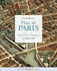 Plan de Paris dit Plan Turgot