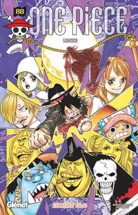One Piece - Tome 88 - Lionne