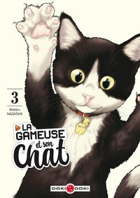 La gameuse et son chat - vol. 03