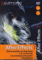 Apprendre AfterEffects 7 - Notions essentielles