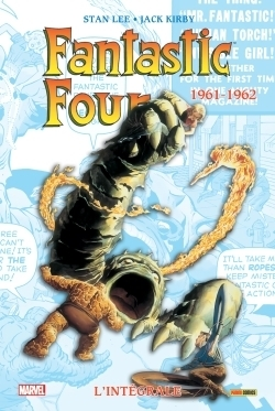 Fantastic four intégrale - Tome 1 1961-1962 ned