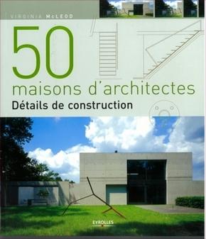 Marie Pieroni- 50 maisons d'architectes