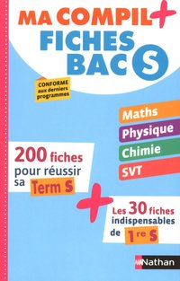 Ma compil + - Fiches bac S