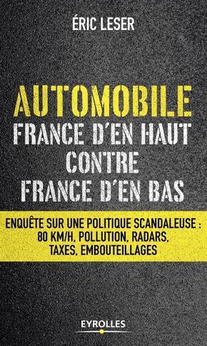 E.Leser- Automobile, France d'en haut contre France d'en bas
