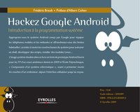 Hackez Google Android - Introduction à la programmation système
