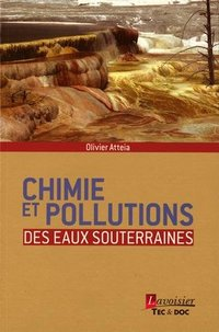 Chimie et pollutions des eaux souterraines
