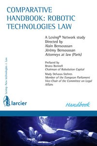 Comparative handbook : robotic technologies law