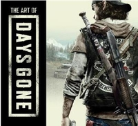 The art of days gone /anglais