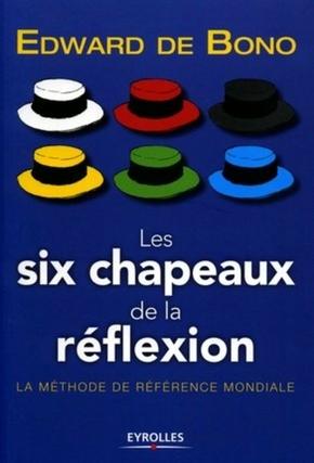 E.de Bono- Les six chapeaux de la réflexion