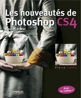 P.Labbe - Les nouveautés de Photoshop CS4 pour PC et Mac