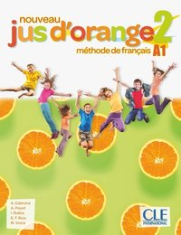 Jus d'orange niveau 2 - elève + dvd 2ed