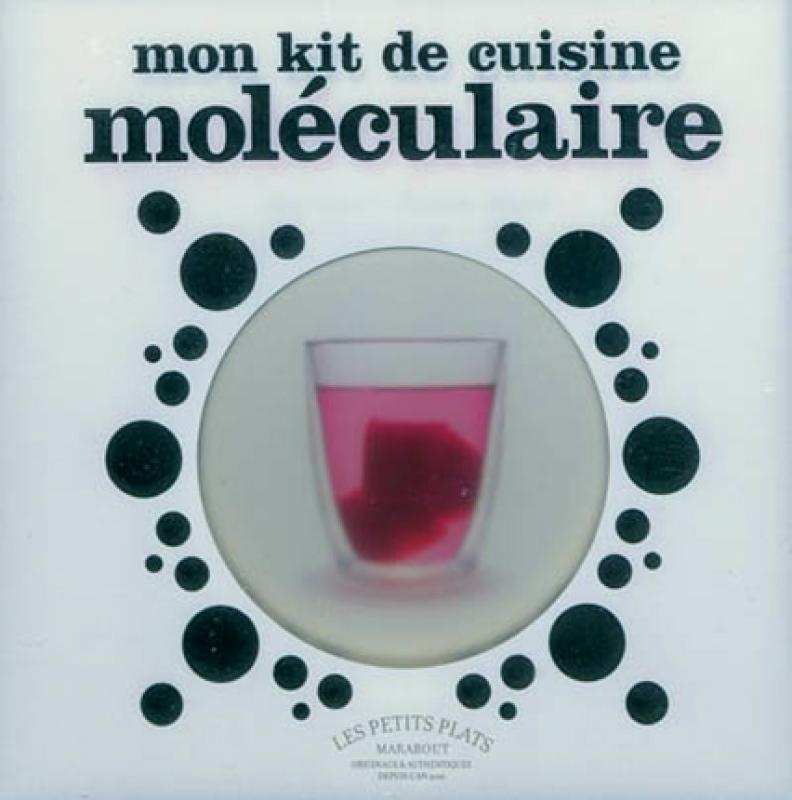 Mon Kit De Cuisine Moleculaire Anne Cazor Christine Lienard