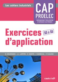 Exercices d'application CAP PROELEC - S0 à S6