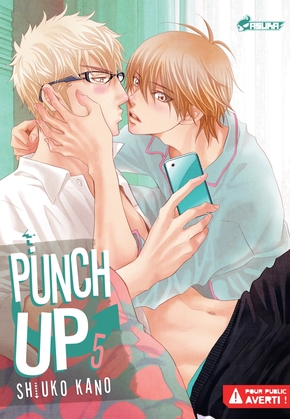 Punch up - Tome 5