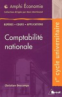 Comptabilité nationale - 1er cycle universitaire