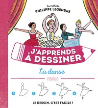 J'apprends à dessiner la danse