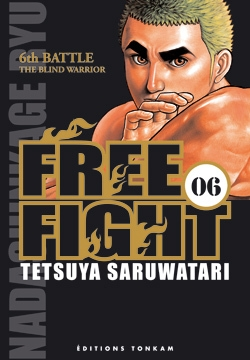 Free Fight - Volume 6 - The Blind Warrior