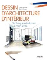 Javier Jiménez, David Ortega - Dessin d'architecture d'intérieur