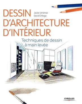 Javier Jiménez, David Ortega- Dessin d'architecture d'intérieur