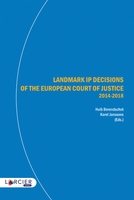 Landmark ip decisions of the european court of justice