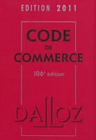 Code de commerce - 2011