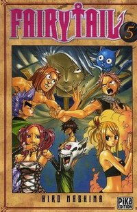 Fairy Tail - Volume 5
