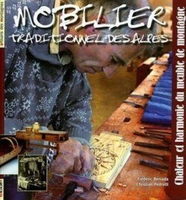 Mobilier traditionnel des Alpes
