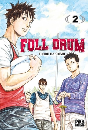 Full drum - Tome 2