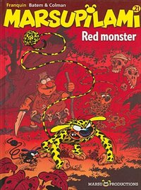 Marsupilami - Volume 21 - Red monster