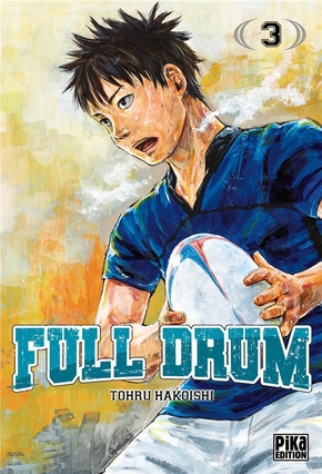 Full drum - Tome 3