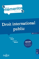 Droit international public - 25e ed.