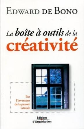 E.de Bono- La boîte à outils de la créativité
