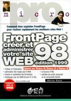 Pavie - Frontpage 98