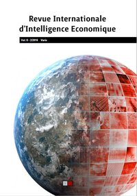 Revue internationale d'intelligence économique 8-2/2016