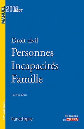 Droit civil - 2006-2007